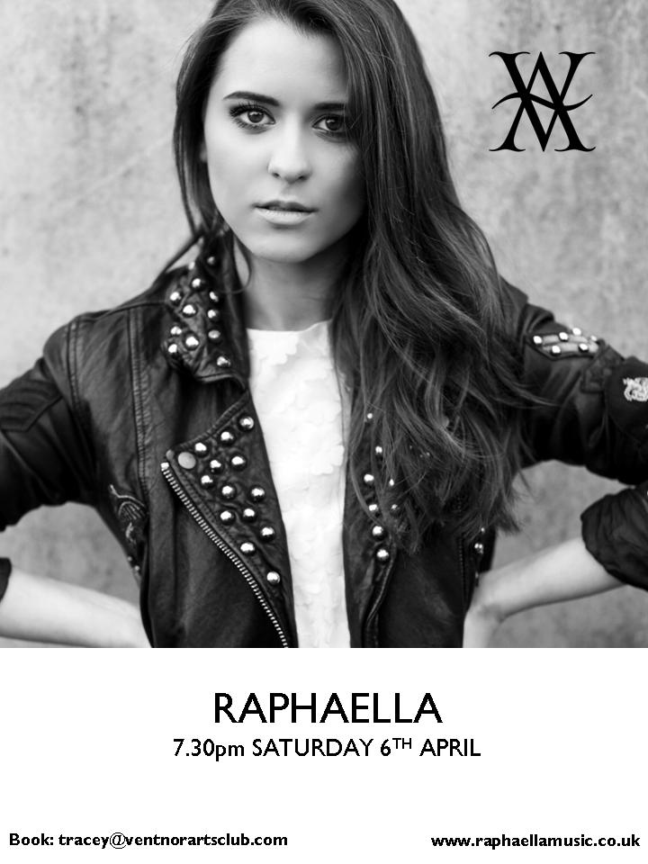 Raphaella poster web